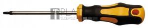 BGS Kraftmann Csavarhúzó | T-profil (Torx) T15 | Pengehossz 100 mm