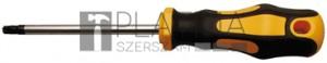 BGS Kraftmann Csavarhúzó | T-profil (Torx) T27 | Pengehossz 100 mm