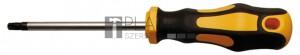 BGS Kraftmann Csavarhúzó | T-profil (Torx) T30 | Pengehossz 100 mm