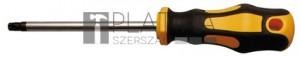 BGS Kraftmann Csavarhúzó | T-profil (Torx) T40 | Pengehossz 125 mm