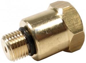 BGS Technic Adapter kompressziómérőhöz | a BGS 8005-hez, 8235 | M12 x 1,25