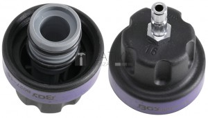 BGS Technic 16-os sz. adapter a BGS 8027-hez, 8098 | Mercedes-Benz
