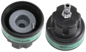 BGS Technic 18-as sz. adapter a BGS 8027-hez, 8098 | VW