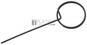 BGS Technic Rögzítőcsap vezérműlánc feszítőhöz | Opel | a BGS 8151-hez
