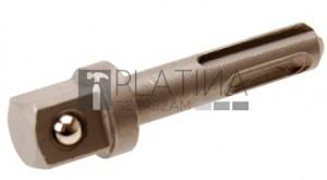BGS Technic Dugókulcs-adapter | 65 mm | SDS - 12,5 mm (1/2)