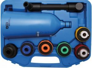 BGS Technic Olajbetöltő adapter készlet | Műanyag kivitel