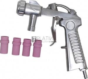 BGS Technic Tartalék homokfúvó pisztoly a BGS 8717-hez