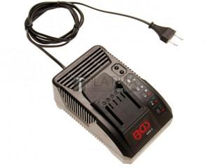 BGS Technic Gyorstöltő akkus sarokcsiszolóhoz | 230 V | a BGS 9258-hez