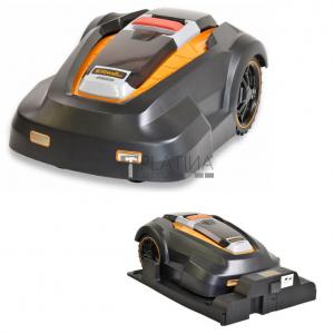 Riwall PRO RRM 1000 akkus robotfűnyíró (1000 m²)