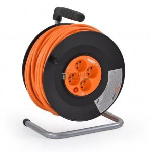 Hecht hosszabbító kábel dobbal - 50 méteres