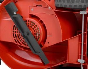 Hecht 1434 elektromos fűnyíró (1400W 34cm)