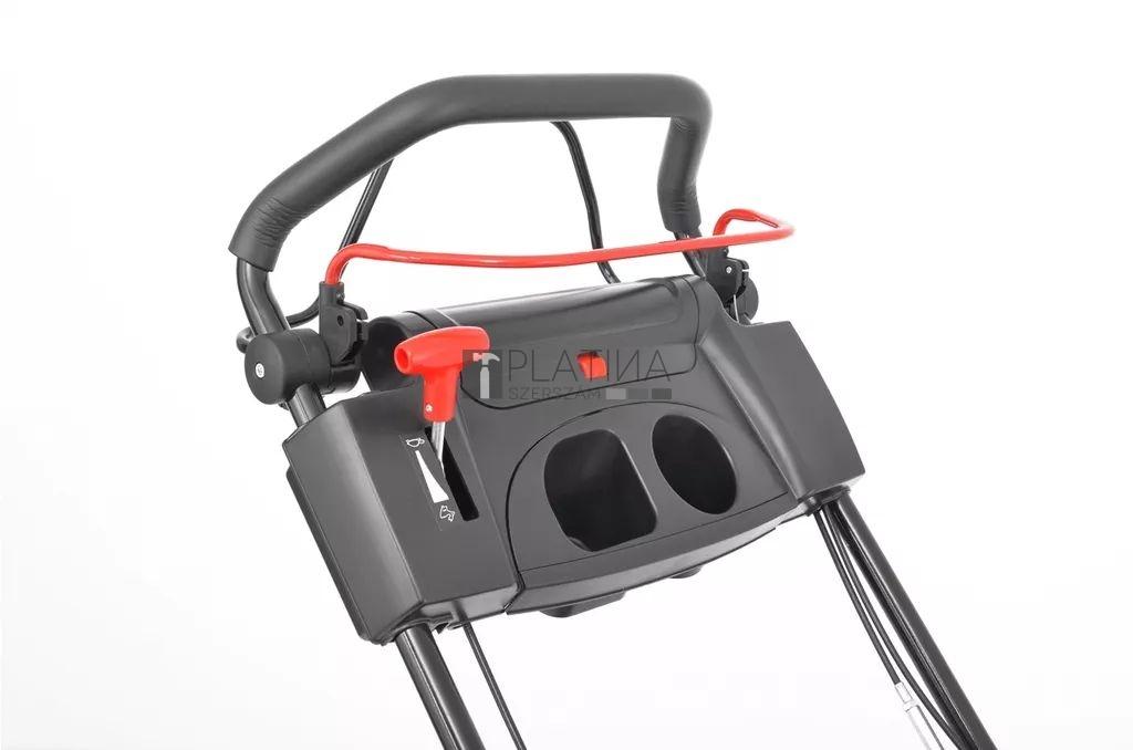 Hecht 551 SB 5in1 benzines önjáró fűnyíró  (2,4kW 51cm)