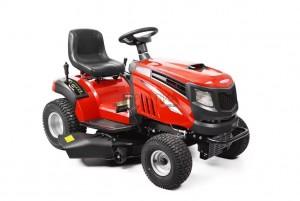 Hecht 5114 kerti fűnyíró traktor oldalkidobós (98cm 12LE)