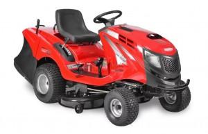 Hecht 5176 kerti fűnyíró traktor B&S motor (102cm 13,3LE)