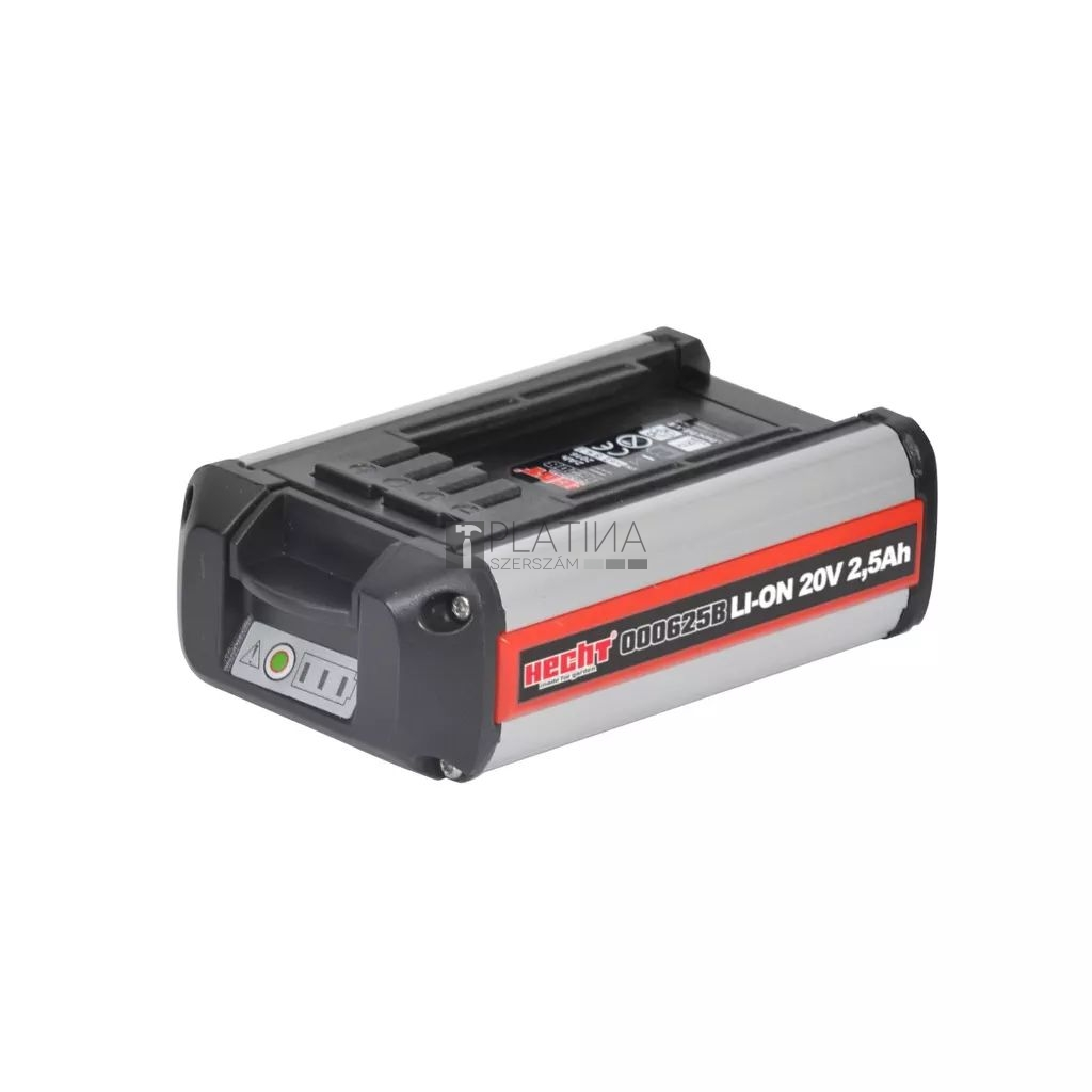 Hecht 000625 B akkumulátor 20V 2,5Ah