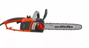 Hecht 2416 QT elektromos láncfűrész lágyindítással 2400W 40cm