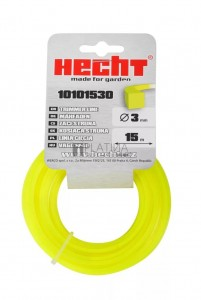 Hecht 10101530 vágószál szegélynyíróhoz négyzet alakú 3,0*15m