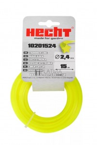 Hecht 10201524 vágószál szegélynyíróhoz csillag alakú 2,4*15m