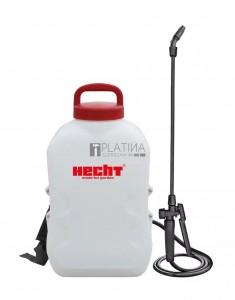 Hecht 410ACCU akkumulátoros háti permetező 10l