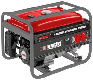 Hecht GG2500 áramfejlesztő 2200W