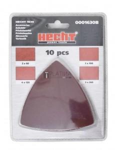 Hecht 0001630B csiszolópapír (10db-os)