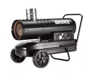 Hecht 3040 kéményes gázolajos hőlégfúvó termosztáttal 18kW