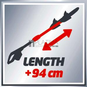 Einhell GE-LC 18 Li T-Solo akkus magassági ágvágó