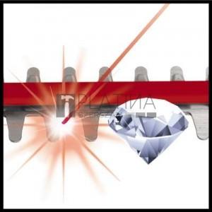 Einhell GE-CH 18/60 Li-Solo akkus sövényvágó 60cm