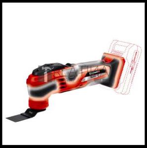 Einhell VARRITO Solo akkus multicsiszoló alapgép