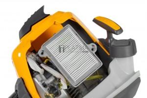 Stiga SBC 656 DX benzines bozótvágó / fűkasza 52,8 cm³