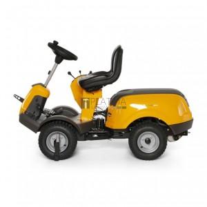 Stiga Park 420 P frontkaszás fűnyírótraktor 95-105cm 500cm³ (B&S motorral)