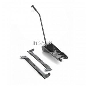 Stiga TC122 mulcs kit (dugó és kés) kertitraktorokhoz 122cm
