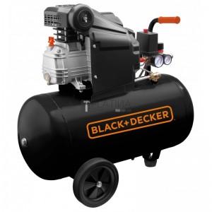 Black & Decker BD205/50 kompresszor 1,5kW, 50l, 8bar