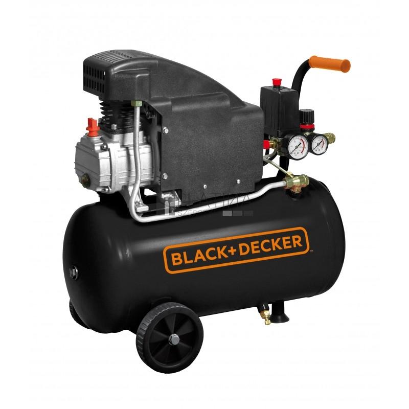 Black & Decker BD160/24 kompresszor 1,1kW, 24l, 8bar