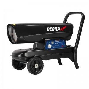 Dedra DED9951A gázolajos hősugárzó termosztáttal 20kW