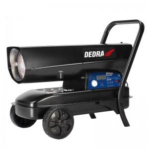 Dedra DED9954A gázolajos hősugárzó termosztáttal 40kW