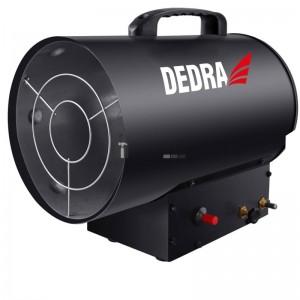 Dedra DED9942 gázos hőlégfúvó 15 kW szabályozható