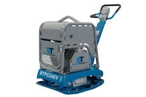 Betontrowel BTPC160Y irányváltós lapvibrátor 27kN 180kg (dízelmotor)