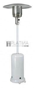MEVA Etna gázüzemű teraszfűtő hőgomba (13kW) fehér