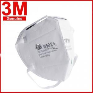 3M 9502+ részecskeszűrő védőmaszk FFP2 / KN95 - RAKTÀRON