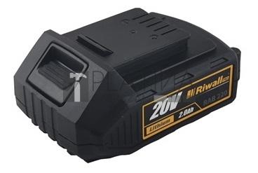 Riwall PRO RAB 220 Li-Ion akkumulátor 20V 2Ah