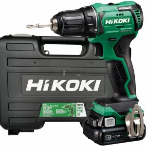 Hitachi-Hikoki DS12DA akkus fúró-csavarbehajtó 2x2,5Ah