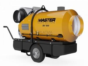 Master BV500-13CR - kéményes gázolaj üzemű fűtőberendezés