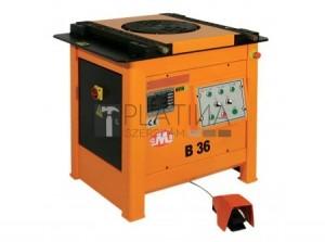GMS B36 betonvashajlító gép (400 V)