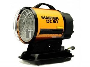 Master DC61 - Infravörös hősugárzó (gázolajos)
