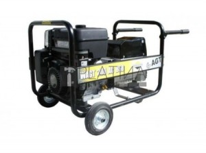 WAGT 200 AC HSB benzines hegesztő áramfejlesztő
