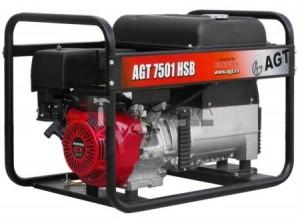 AGT 7501 HSB benzines áramfejlesztő + AVR