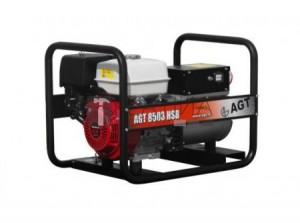 AGT 8503 HSB háromfázisú benzines áramfejlesztő