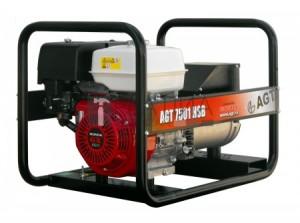 AGT 7501 HSB benzines áramfejlesztő