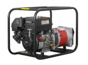 AGT 3501 KSB-SE benzines áramfejlesztő